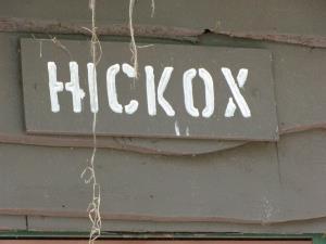 Hickox Cabin