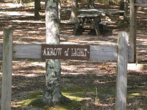 Arrow of Light Tent Site